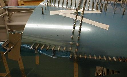 drilling tip up frame